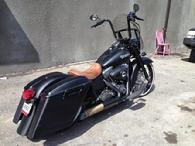 dyna stretched bags * fender