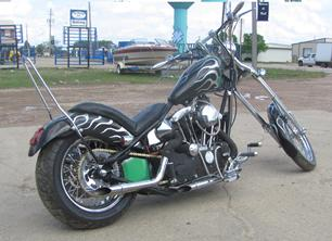 chopper fenders